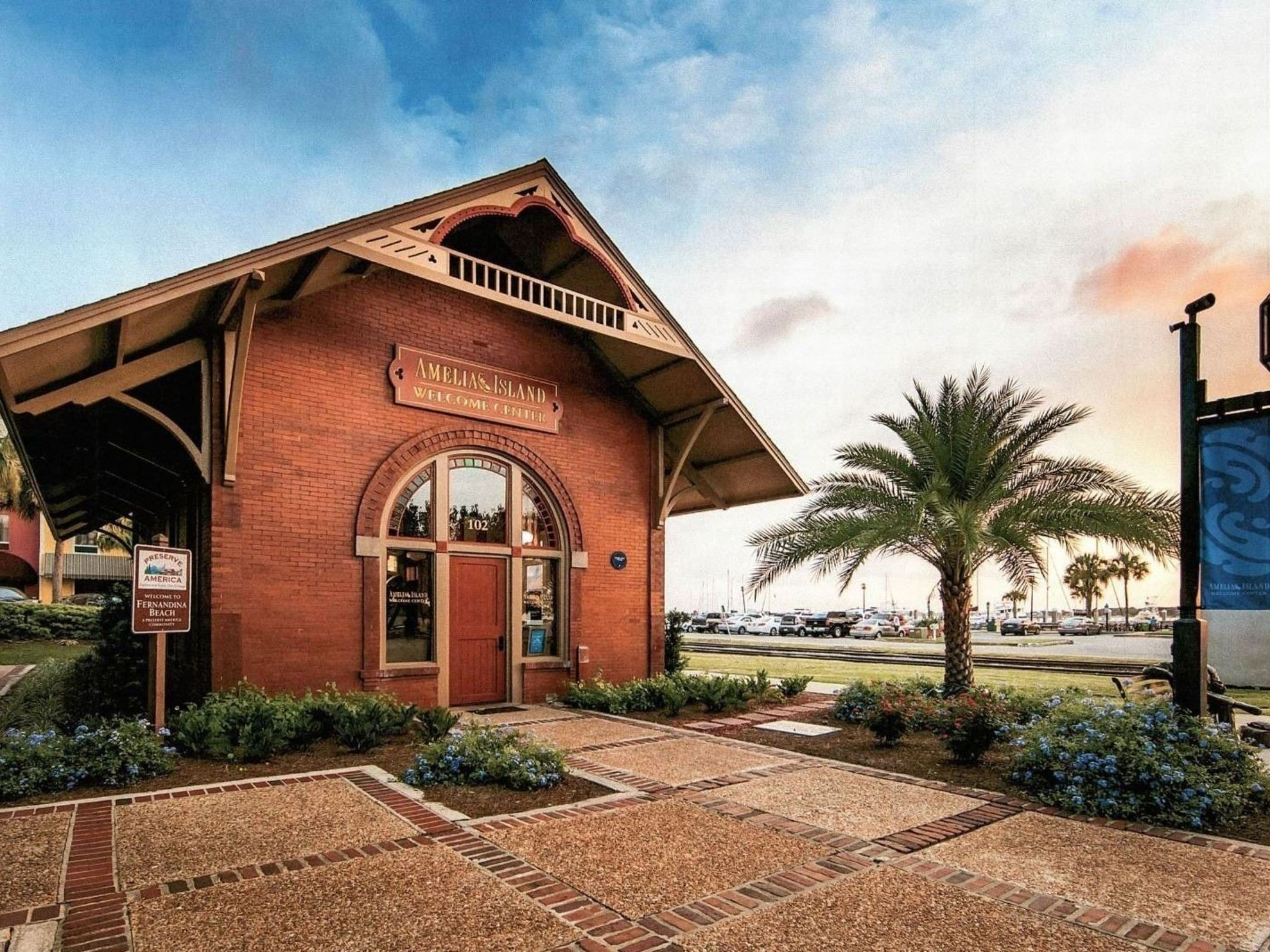 Cotner and Associates - Fernandina Train Depot3