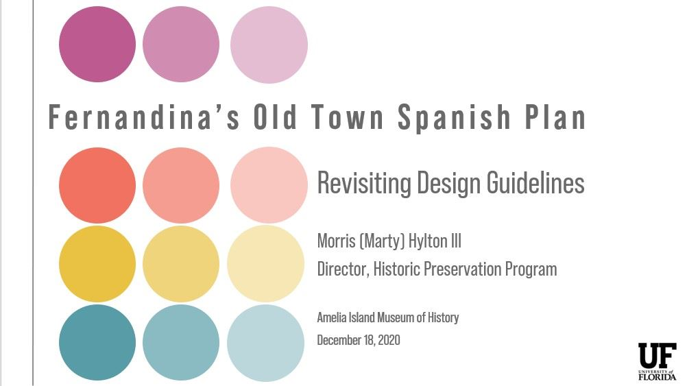 Fernandinas Old Town Spanish Plan Revisiting Design Guidelines_12.18.2020