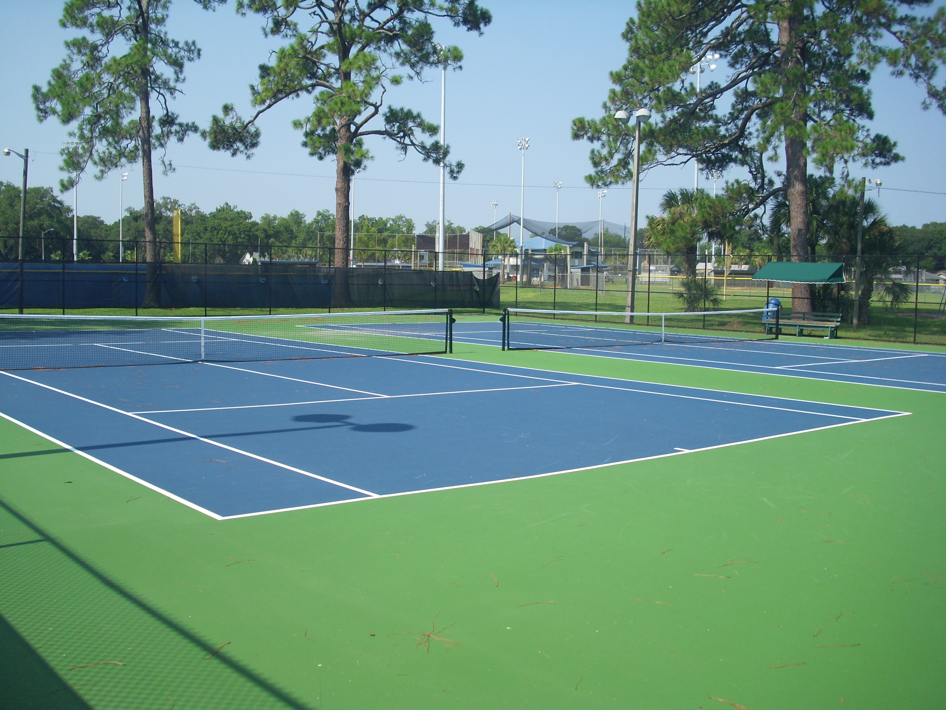 CP Tennis Courts 3 and 4