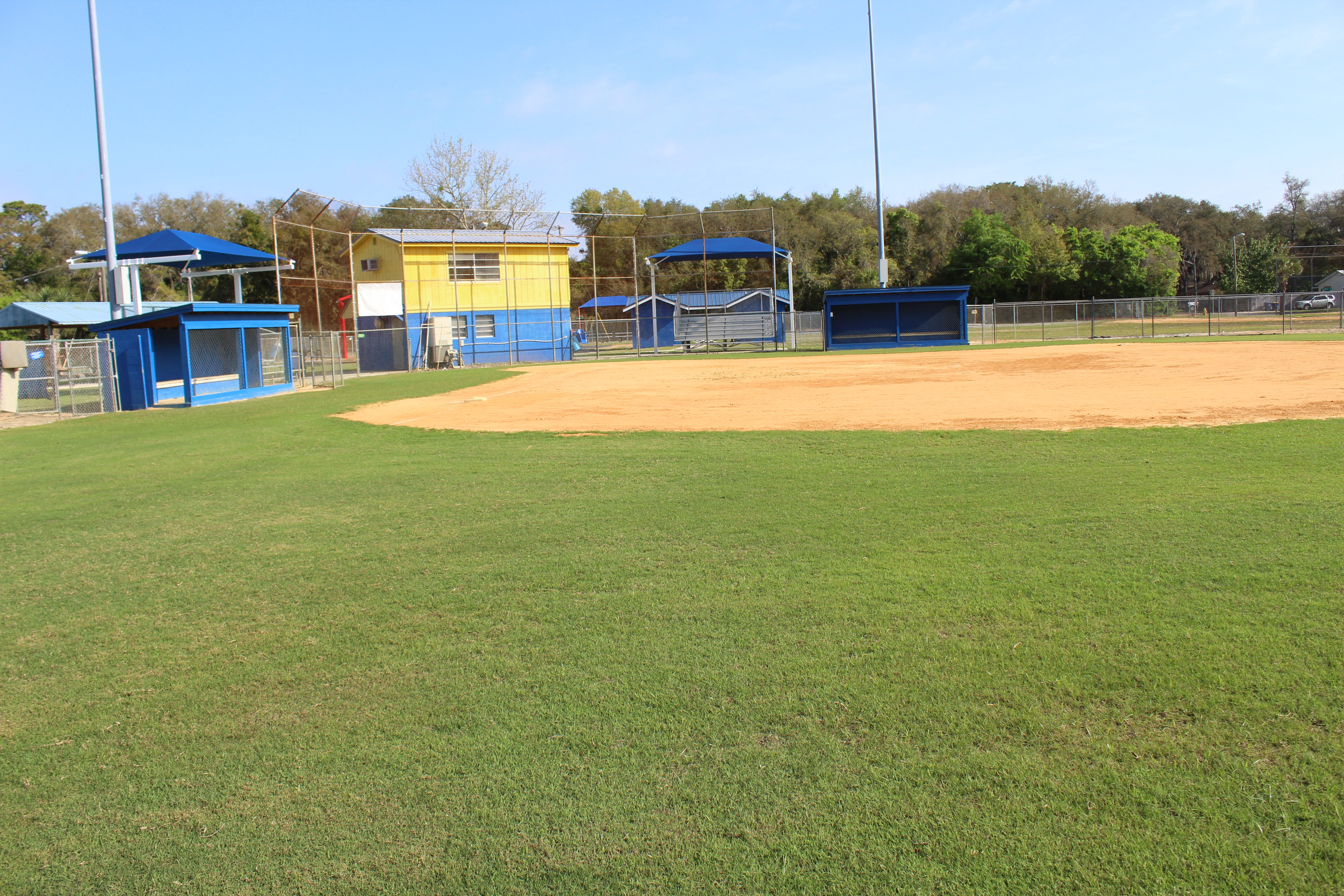 CAF-outfield to infield